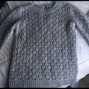 Banana Republic sweater - beautiful and luxurious!